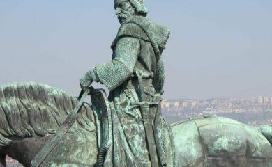 estatua de Jan Zizka