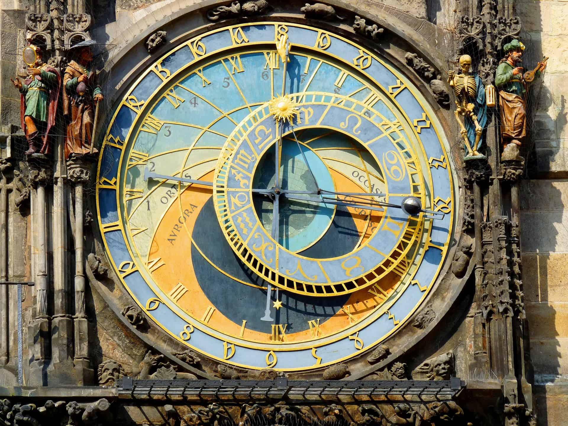El reloj astronómico de Praga. Una reliquia de la ciudad