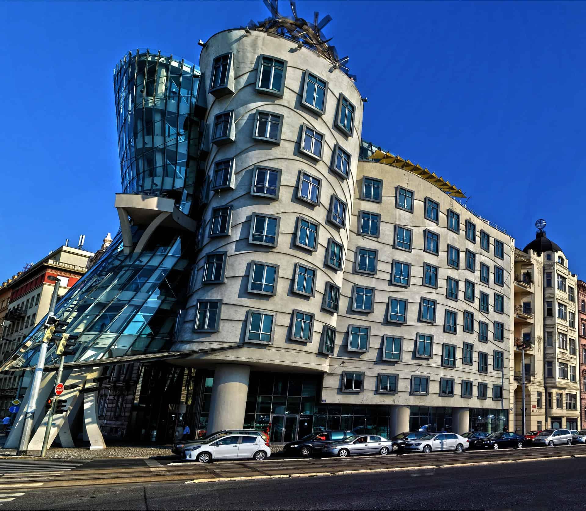 La casa danzante. Un elemento arquitectónico de interés en Praga