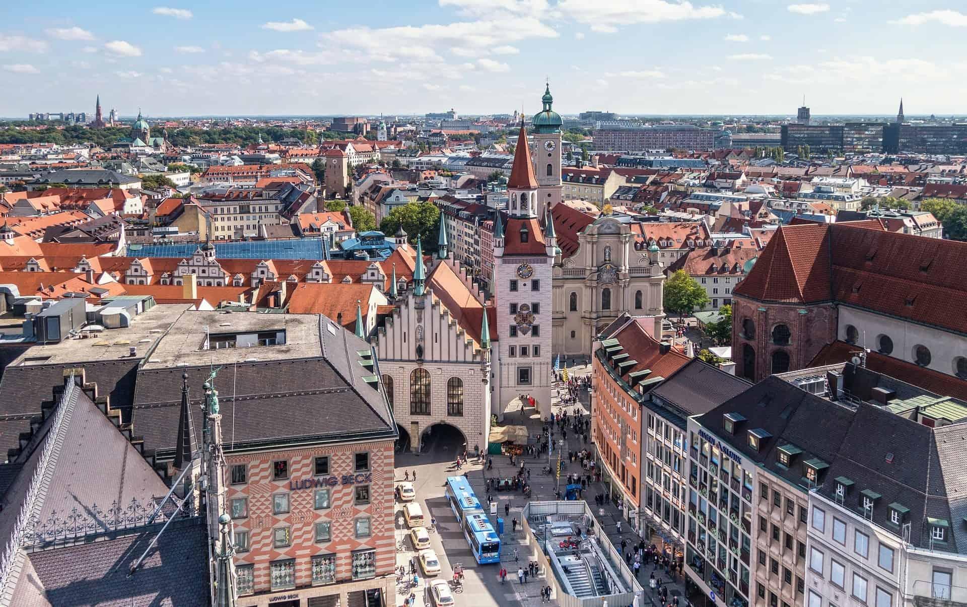 El centro de Múnich: una zona de la ciudad para todos