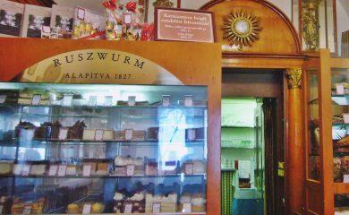 Pastelería Ruszwurm