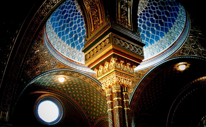 Todo sobre la Sinagoga Española de Praga
