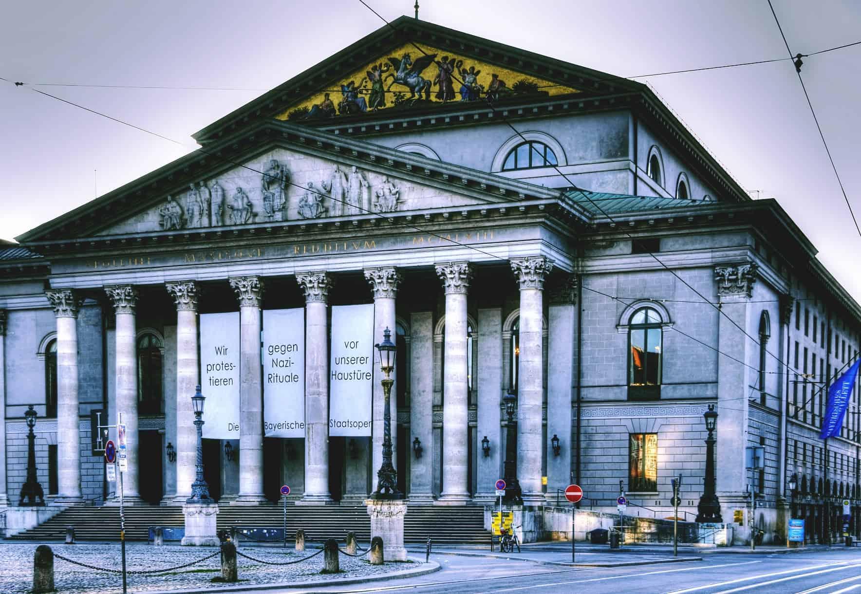 Bayerische Staatsoper, la Ópera Estatal de Baviera