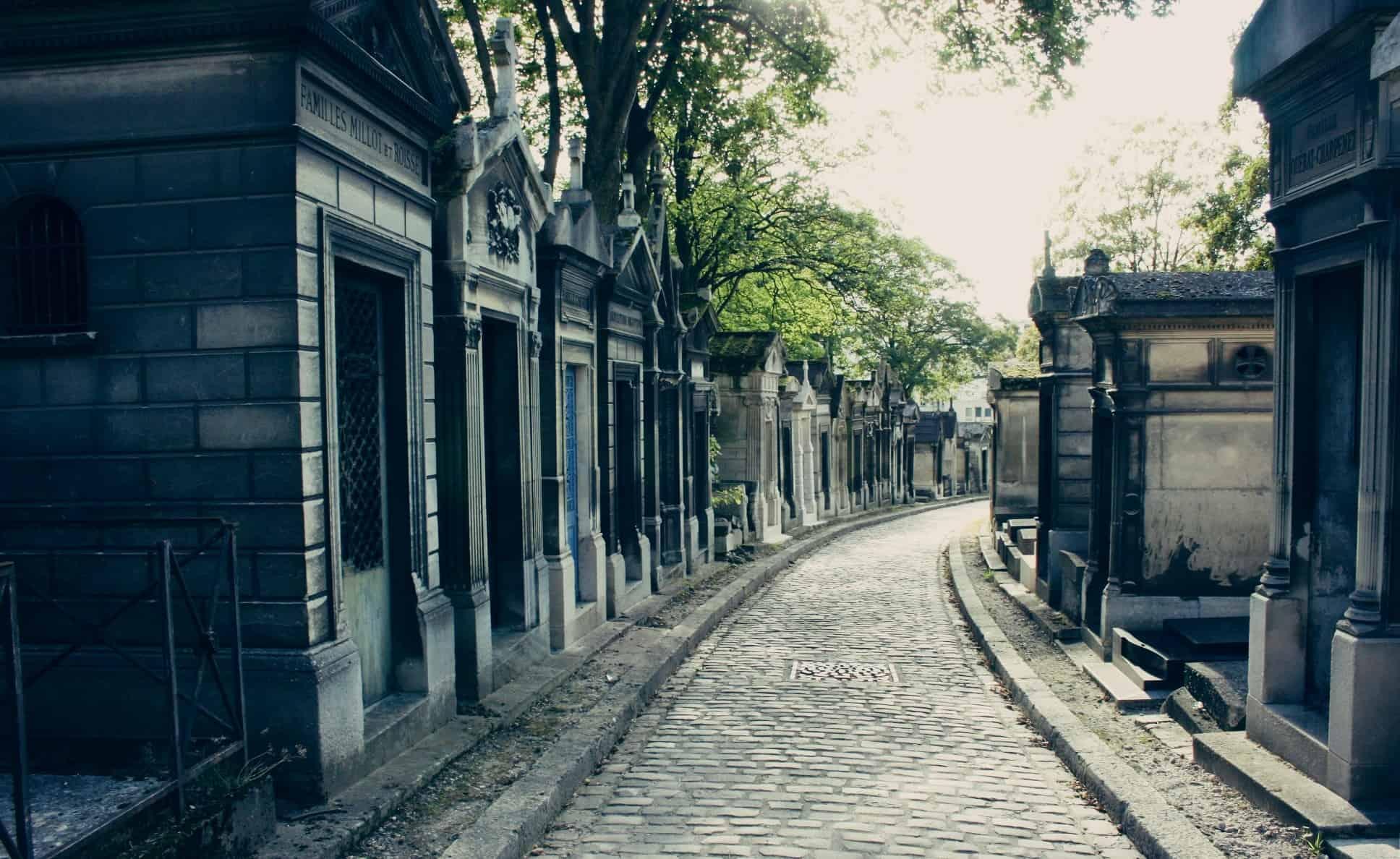 El Cementerio de Père-Lachaise: un lugar único en la ciudad de París