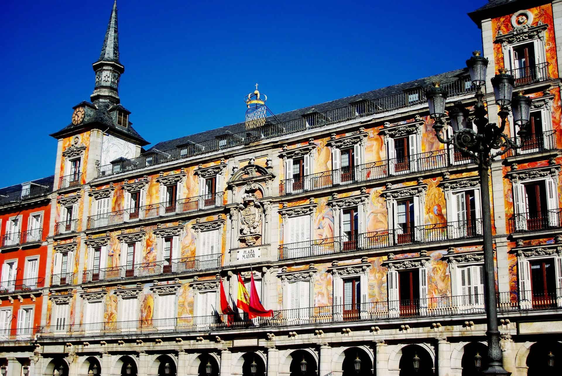 Evolución histórica de la Plaza Mayor