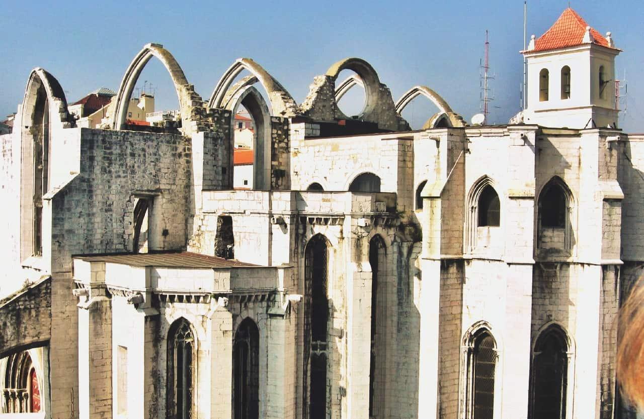 Convento del Carmo. Una visita recomedada
