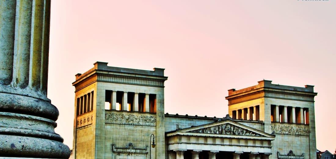 Königsplatz. De Foro de las Artes a santuario del nazismo