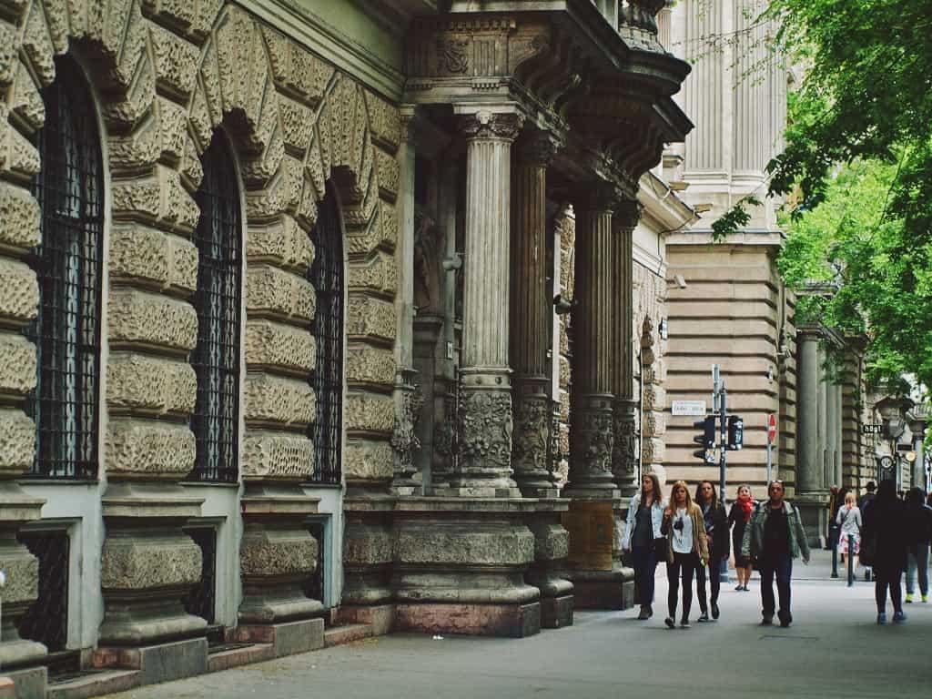 ¿Por qué es impresionante la Avenida Andrássy?