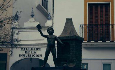 callejón de la Inquisición