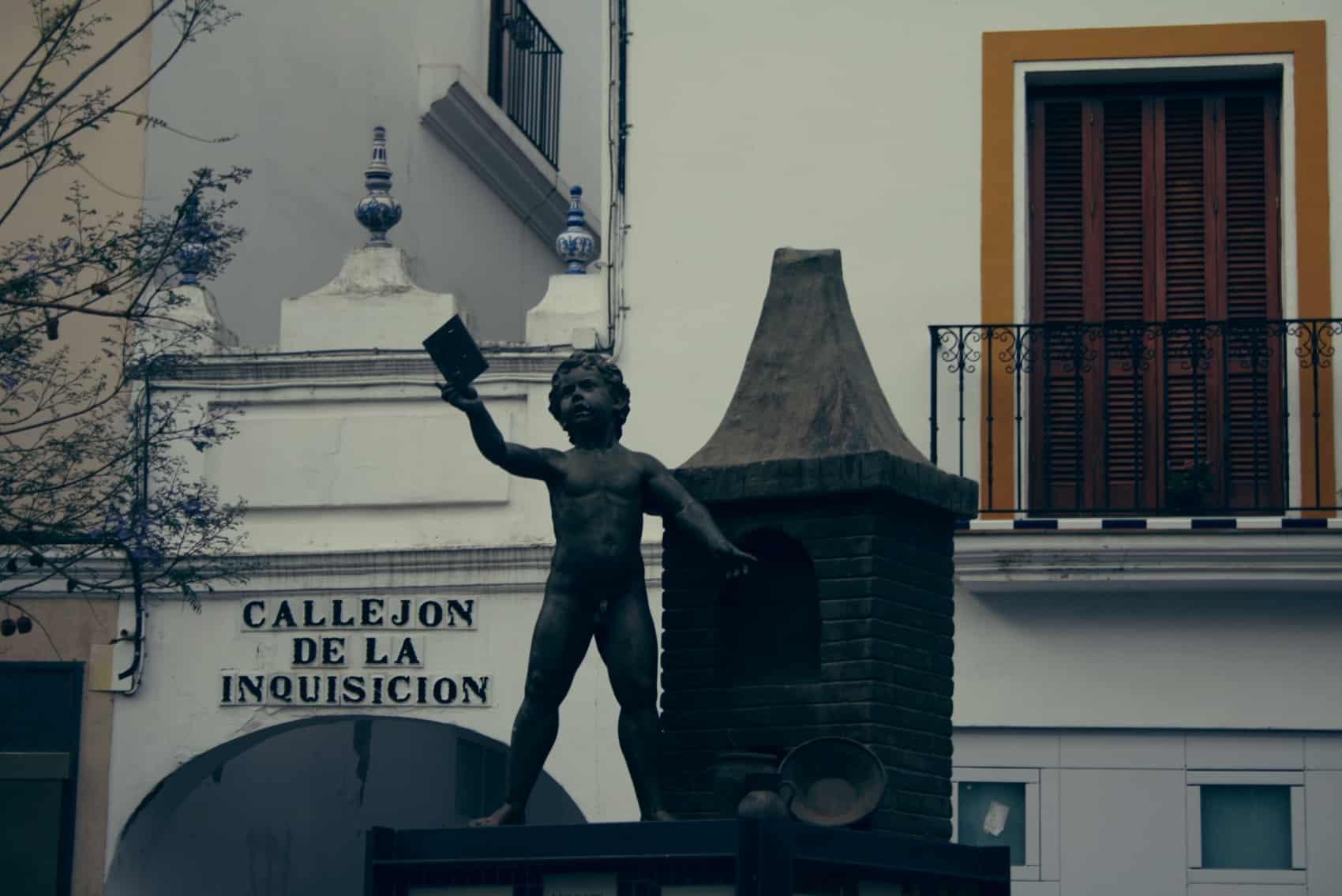 Curiosidades del Callejón de la Inquisición