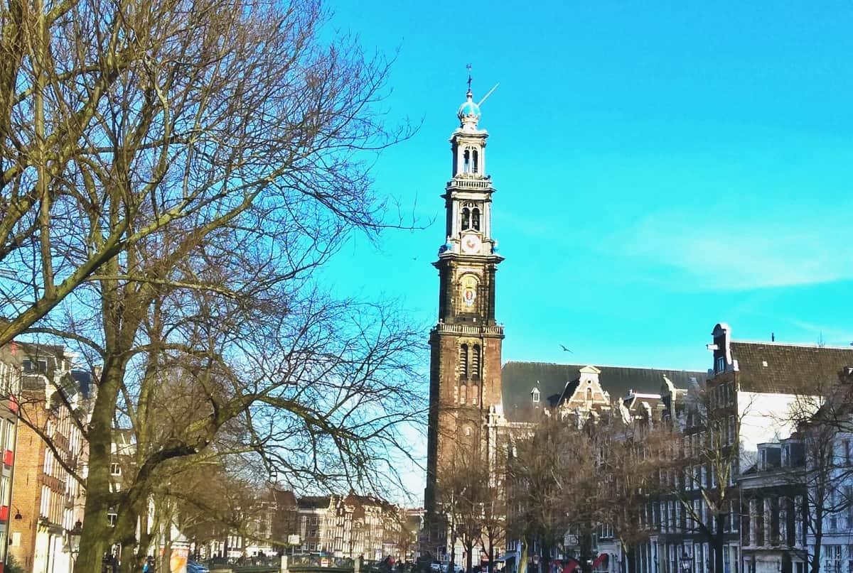 Origen y curiosidades de la Westerkerk