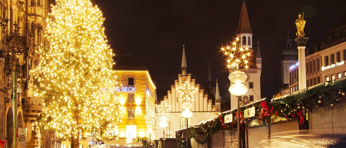 Todos sobre los mercados de Navidad de Múnich