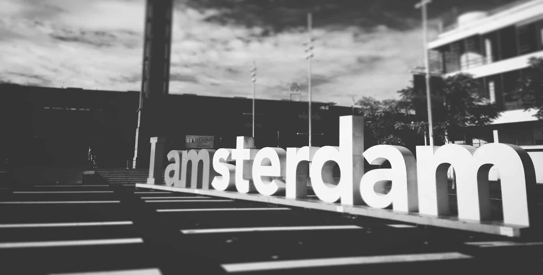 El emblema de Ámsterdam ya es historia