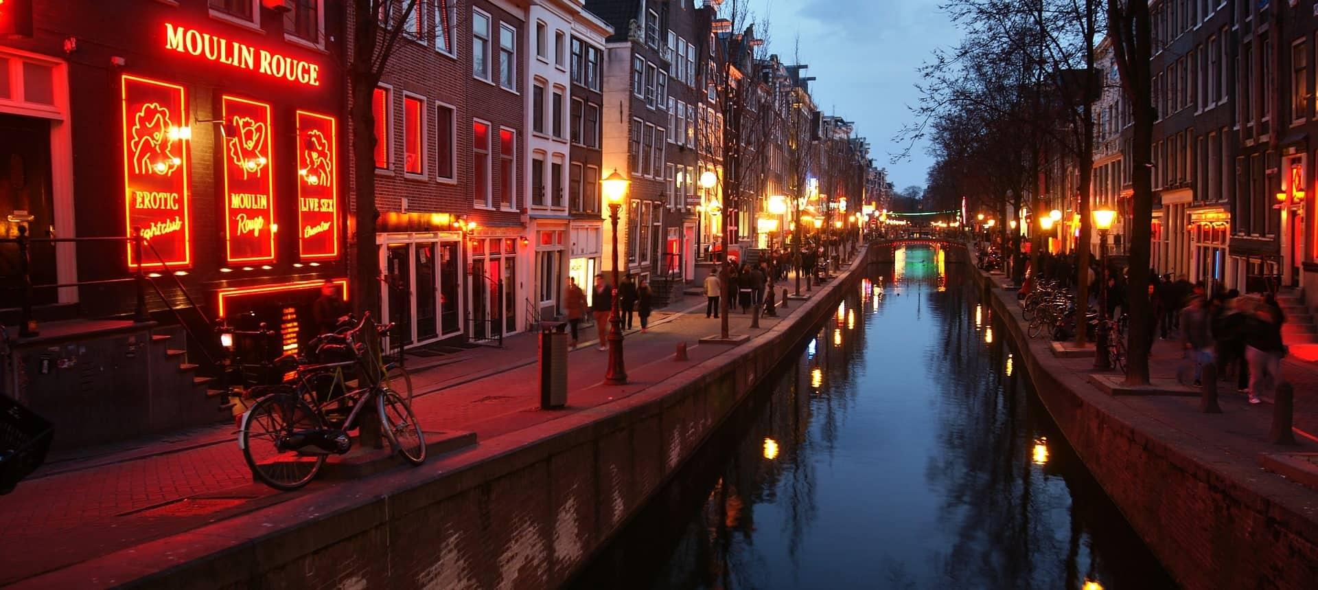 Consejos para visitar el Barrio Rojo de Ámsterdam