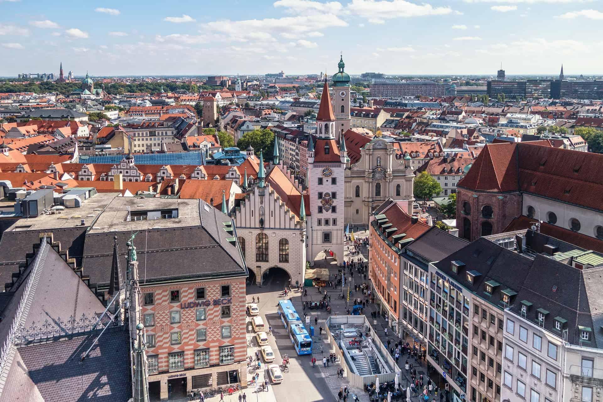 ¿Es posible visitar Múnich en un día?