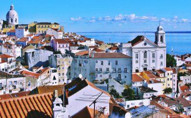 ruta turística por Lisboa